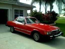 1979 mercedes sl