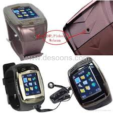 007 watch phone