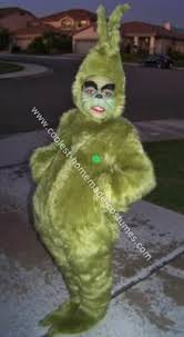 grinch halloween costumes