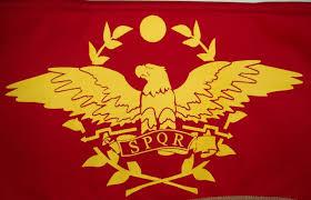roman legion flags