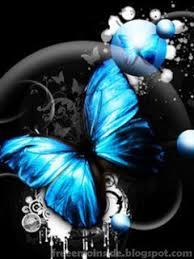 hearts blue