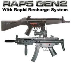 mp5 paintball guns