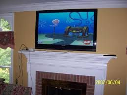 fireplaces tv