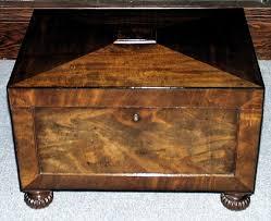 antique wine cooler