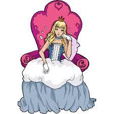 free princess clip art