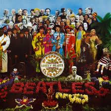 Beatles - Sgt. Pepper Lonely Heart's Club Band
