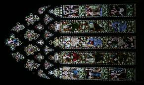 church stained glass designs