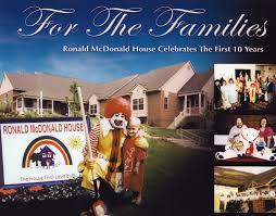 first ronald mcdonald house