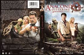 dvd anaconda