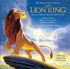 disney lion king soundtrack