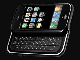 iphone with keyboard