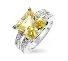canary yellow rings