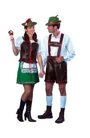 german dress costume
