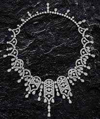 diamond wedding necklace