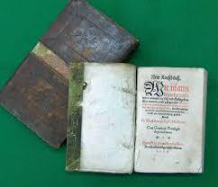 16th century books