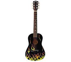 acoustic guitar size