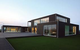 contemporary modular houses