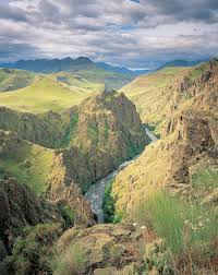 hells canyon or