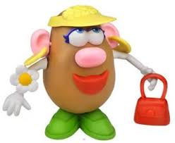 ms potato head