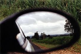 car wing mirror