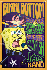 Spongebob Squarepants - Jelly Fish Jam