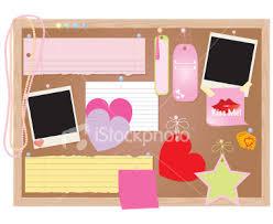 girls bulletin board