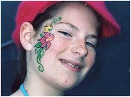 kids facepainting