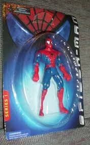 spider man movie toys