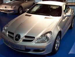 mercedes slk 200 2005