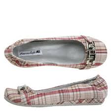 american eagle flat shoes