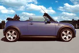 2007 mini cooper s convertible