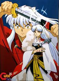 inuyasha wall scroll