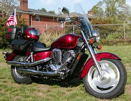 2003 honda shadow sabre