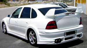 body kit vectra