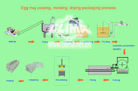 egg tray machinery