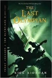 the last olympian rick riordan