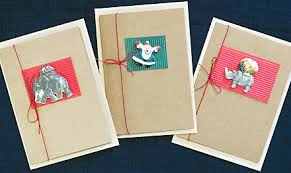hand crafted cards