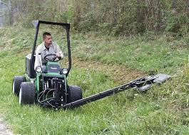 boom mowers
