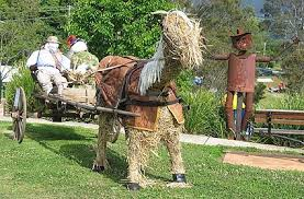 horse sulky