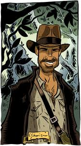 indiana jones cartoon