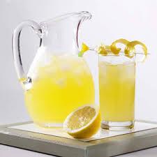 drink lemon
