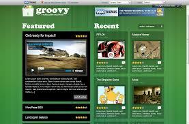 groovy theme