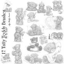 tatty teddy bear
