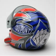 jeff gordon helmets
