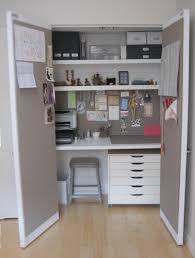 closet desks