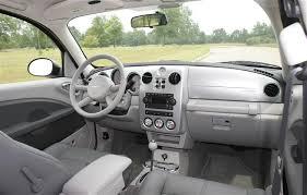 pt cruiser interior