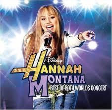 hannah montana best of both worlds cd