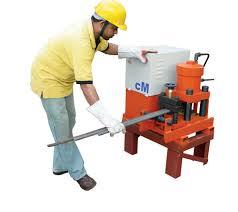 steel cutting machine