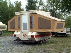 lionel tent trailers