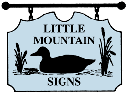 mountain signs